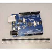 ARDUINO UNO R3 (CH340G) MEGA328P (NO USB CABLE) (Compatible)