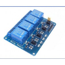 RELAY MODULE EXPANSION BOARD 4 CHANNEL
