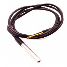 DS18B20 TEMPERATURE PROBE / SENSOR S/S