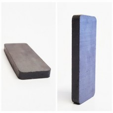 Magnet - Ferrite Bar - 50x19x5mm - Uncoated