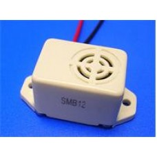 Buzzer Mechanical Rectangular 12VDC