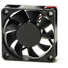 FAN DC 12V 60MM SQUARE X 25MM (NEW)