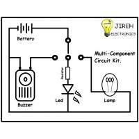 MULTI-COMPONENT CIRCUIT KIT