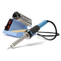 Soldering Station / Iron Temperature Controlled Blue