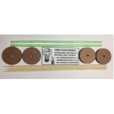 Wheels and Shafts Kit