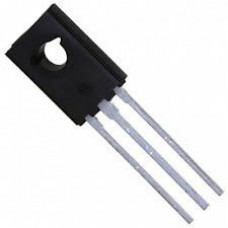 2N4923 NPN MEDIUM POWER PLASTIC SILICON TRANSISTOR 80V 1A (TO225)