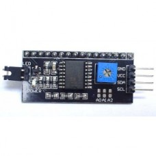 I2C TO PARALLEL INTERFACE HD44780 LCD ADAPTER